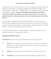 Science Lab Report Template Allthingsproperty Info