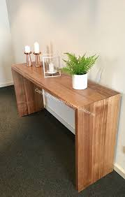 oak hall console table. Slim Sofa Table Beautiful Recycled Tasmanian Oak Hall Console Made By