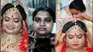 dark skin bridal makeup bridal makeup 2018 in hindi
