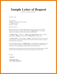 requesting a promotion letter how to write a request letter letter format template