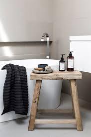 4x houten bankje in je interieur. Bathroom StoolsBathroom BenchWood ...