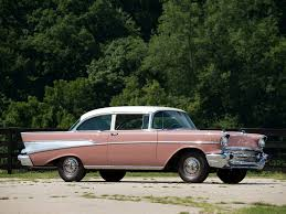 Chevrolet Bel Air 2 Door Sedan - For more historic American ...