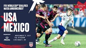 USA-Mexico, Presented by Allstate ...