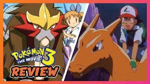 Pokemon 3: The Movie: Entei – Spell of the Unown