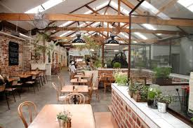 Kitchen Garden Cafe East Elevation The Melbourne Cafe That Is All About Microgreens