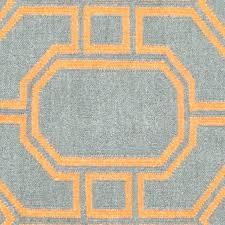green and yellow area rugs rug orange burnt
