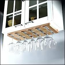 hanging wine glass rack ikea wine glass rack hanging holder hanging wine glass holder ikea