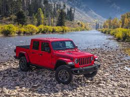 The All-New Gladiator Is Jeep's Old-School Nod to Pickups | WIRED