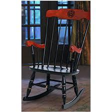 G201102 Notre Dame Rocking Chair