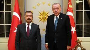 Cumhurbaşkanı Erdoğan, Merkez Bankası Başkanı ile görüştü - 13.10.2021,  Sputnik Türkiye
