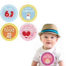 20PCS/<b>Set Baby</b> Month <b>Memory</b> & Milestone Record Cards <b>Baby</b> ...