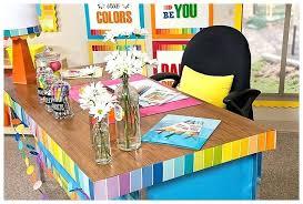 teacher desk decor work decoration ideas inspirational 9 lovely decorating