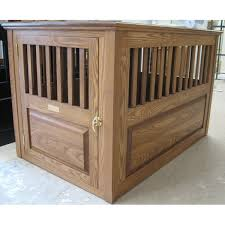 Classic Pet Beds Handmade Furniture Style Pet Crate & Reviews