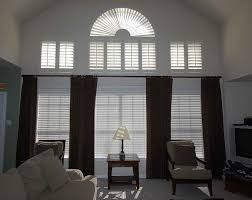 Macys Curtains For Living Room Window Treatments Best Window Treatments For Large Windows Custom