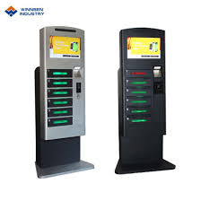 Cell Phone Vending Machine Extraordinary China Coin Operated Mobile Phone Charging Station Cell Phone Charger