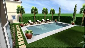 Small Picture Backyards Trendy Backyard Elevation 3 31 Florida Garden Design