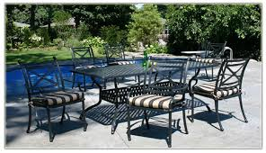 aluminum outdoor furniture is durable light and won t corrode with age here are some ideas to decorate your patio