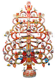 Mexican Tree of Life | Mexican folk art, Tree of life art, Mexican art