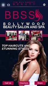 bollywood beauty salon hours