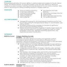 Digital Marketing Resume Best Of Digital Marketing Zomato ...