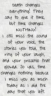 Quotes On Missing A Loved One