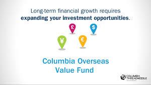 columbia strategic income fund fact sheet coavx columbia overseas value fund columbia threadneedle investments