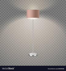 3d Light Render 3d Realistic Render Illuminated Lamp