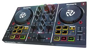 <b>DJ</b>-<b>контроллер NUMARK</b> PARTYMIX — купить в интернет ...
