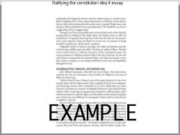 ratifying the constitution dbq essay research paper service ratifying the constitution dbq 4 essay dbq constitution 4 ratifying the essays argumentative essay conclusion
