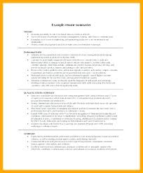 Resume Qualification Summary Cool Qualification Summary Resume Foodandmeco