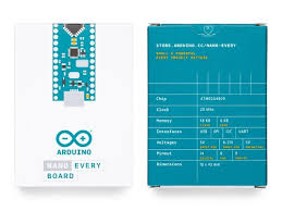 Arduino nano pinout and exact connections with schematic representation. Arduino Nano Every Arduino Official Store