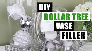 Decorative Bowl Filler Balls DIY DOLLAR TREE GLAM VASE FILLER Dollar Store DIY Glam Bowl Filler 33
