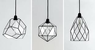 pendant lighting black hmade glass pendant lights with black cords