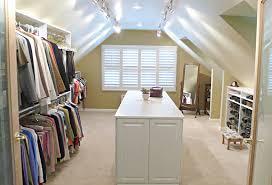 attic closet ideas attic walk in closet