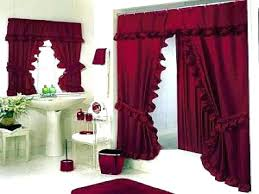 rug and curtain sets shower curtains and rugs sets wonderful bathroom curtain rug popular set kitchen