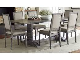formal dining room sets for 12. PRO12 Gray Dining 7 Piece Set Formal Room Sets For 12