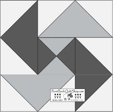 Printable Whirligig Patterns Amazing Design Inspiration