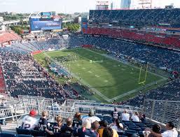 Nissan Stadium Section 303 Seat Views Seatgeek