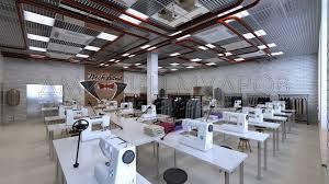 Дипломный Дизайн Проект Интерьера Швейной Мастерской Дизайн проект офиса швейный цех