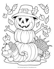 With customized characters, you have chance to color among us images with many skins, hats and pets. Fall Coloring Pages Free Printable Pdf From Primarygames