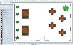 Restaurant Floor Plans Software Design Your Restaurant And Layouts
