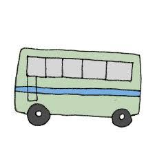 「バス イラスト 無料」の画像検索結果
