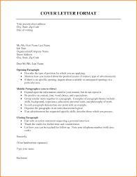 formal covering letter format formal letter format spacing cover letter format 1