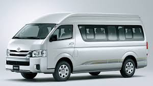 Toyota Hiace | Belize Diesel & Equipment Company Ltd.