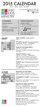 Calendar June July 2015