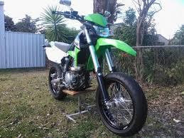 2010 klx330 supermotard for sale in australia kawasaki forums