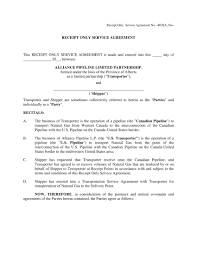 Service Agreement Samples 015 Service Agreement Contract Template Ideas Receipt Only