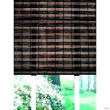 exterior bamboo shades roll up blinds bamboo blinds window screen at full size of roll up