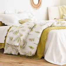 image 5 of the product fern print duvet