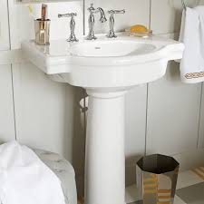 retrospect 27 inch pedestal sink american standard for inspirations 0